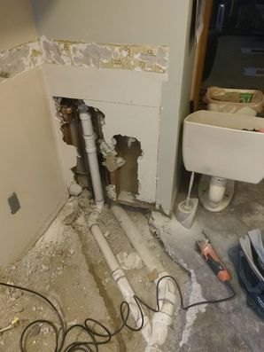 Burst Pipe Water Restoration in Macomb, MI (6)